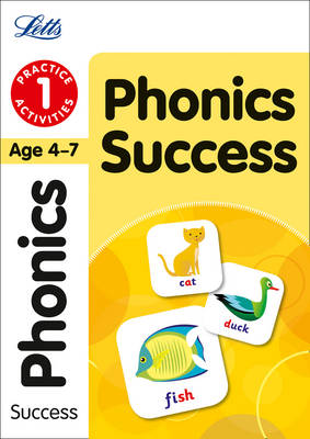 Phonics 1 Practice Activities by Louis Fidge, Christine Moorcroft