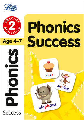 Phonics 2 Practice Activities by Louis Fidge, Christine Moorcroft
