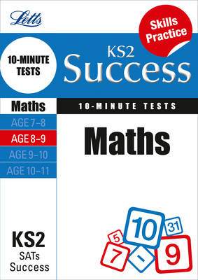 Maths Age 8-9 10-Minute Tests by