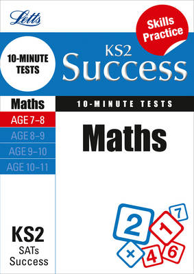 Maths Age 7-8 10-Minute Tests by