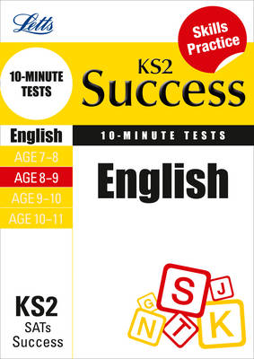 English Age 8-9 10-Minute Tests by