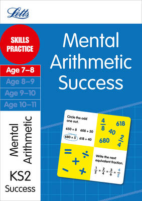 Mental Arithmetic Age 7-8 Skills Practice by Paul Broadbent