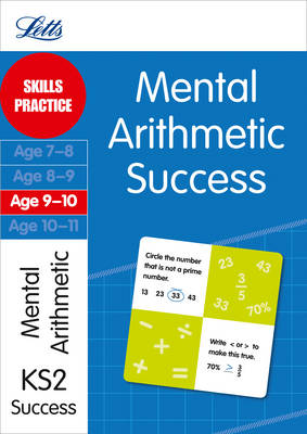 Mental Arithmetic Age 9-10 Skills Practice by Paul Broadbent