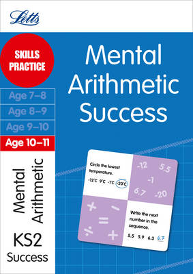 Mental Arithmetic Age 10-11 Skills Practice by Paul Broadbent