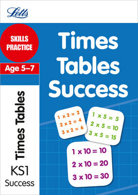 Times Tables Age 5-7 Skills Practice by Angela Smith, Simon Greaves