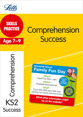 Comprehension Age 7-9 Skills Practice by