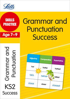 Grammar & Punctuation Age 7-9 Skills Practice by