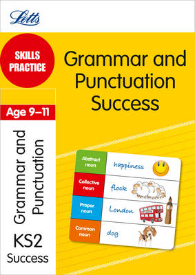 Grammar & Punctuation Age 9-11 Skills Practice by