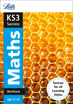 KS3 Maths Workbook by Letts KS3