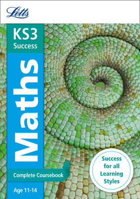 KS3 Maths Complete Coursebook by