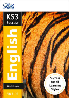 KS3 English Workbook by Letts KS3