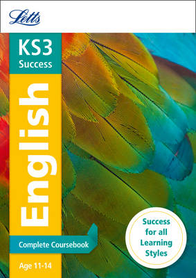 KS3 English Complete Coursebook by Letts KS3