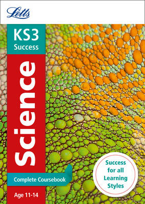 KS3 Science: Complete Coursebook by Letts KS3
