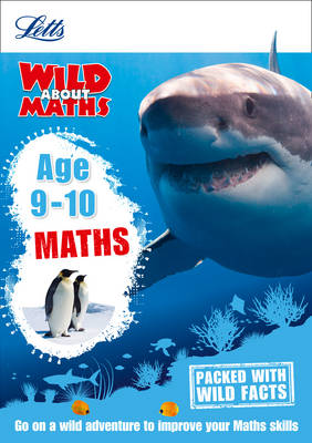 Maths Age 9-10 by Letts KS2, Pamela Wild