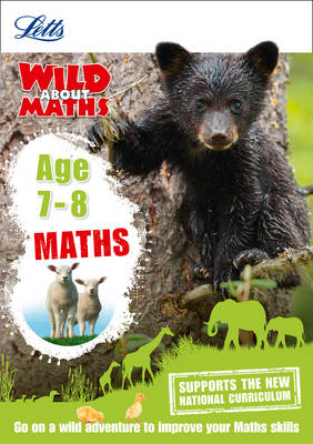 Maths Age 7-8 by Letts KS2, Pamela Wild