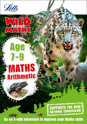 Maths - Arithmetic Age 7-9 by Melissa Blackwood, Stephen Monaghan
