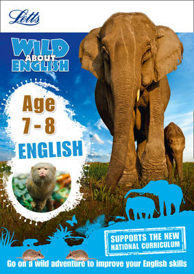 English Age 7-8 by Letts KS2, Alison Head