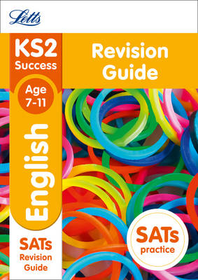 KS2 English SATs Revision Guide by Letts KS2