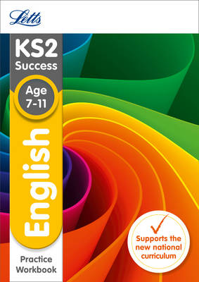 KS2 English SATs Practice Workbook by Letts KS2