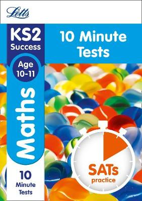 Maths Age 10-11: 10-Minute Tests by Jason White