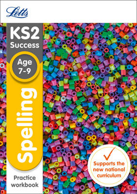 Spelling Age 7-9 Practice Workbook by