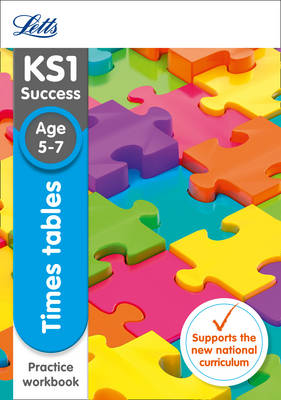 Times Tables Ages 5-7 Practice Workbook by