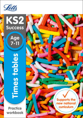 Times Tables Age 7-11 Practice Workbook by