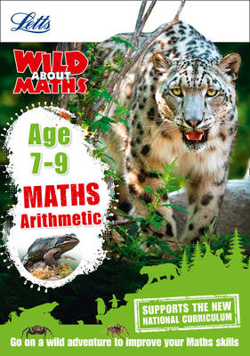 Maths - Arithmetic Age 7-9 by Letts KS2