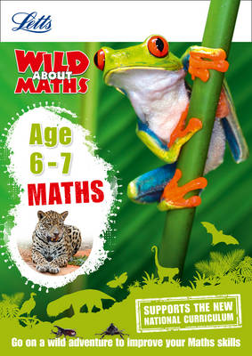 Maths - Maths Age 6-7 by Collins UK