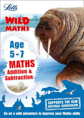 Maths - Addition and Subtraction Age 5-7 by Collins UK
