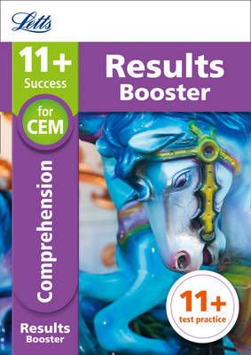11+ Comprehension Results Booster for the CEM tests: Targeted Practice Workbook by Letts 11+, Philip McMahon