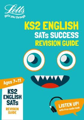KS2 English SATs Revision Guide 2018 Tests by Letts KS2