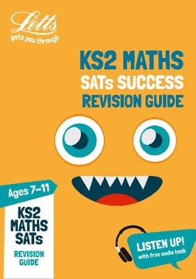 KS2 Maths SATs Revision Guide 2018 Tests by Letts KS2