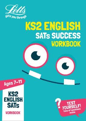 KS2 English SATs Practice Workbook 2018 Tests by Letts KS2