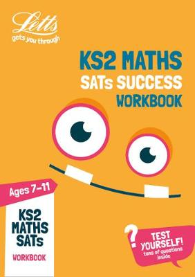 KS2 Maths SATs Practice Workbook 2018 Tests by Letts KS2