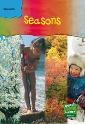 Seasons Compilation Big Book by Monica Hughes
