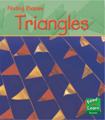 Triangles by Diyan Leake