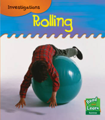 Rolling by Patricia Whitehouse