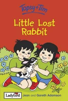 Little Lost Rabbit by Gareth Adamson, Jean Adamson