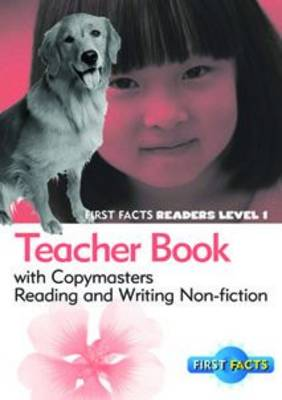 Go Facts Level 1 Teacher Book by