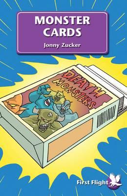 Monster Cards by Jonny Zucker
