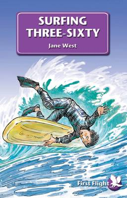 Surfing Three-Sixty by Jane West