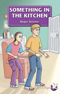 Something in the Kitchen by Roger Stevens