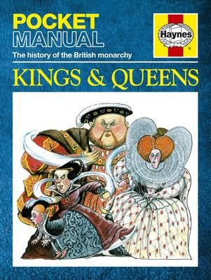 Kings and Queens by Anita Ganeri