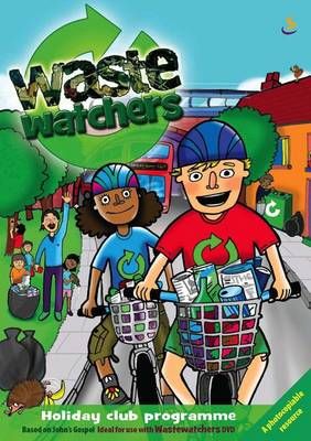 Wastewatchers by Ro Willoughby