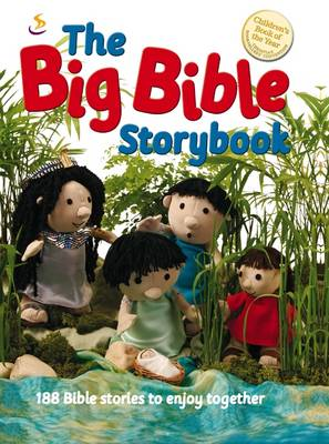 The Big Bible Storybook 188 Bible Stories to Enjoy Together by Maggie Barfield