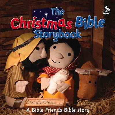 The Christmas Bible Storybook by Maggie Barfield