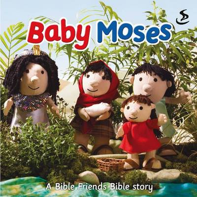Baby Moses by Maggie Barfield