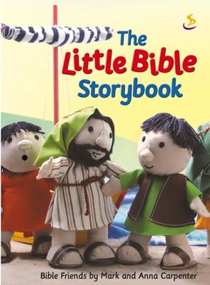 The Little Bible Storybook by Maggie Barfield