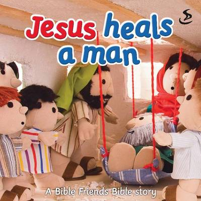 Jesus Heals a Man by Maggie Barfield